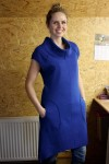 Women\\'s wool tunic