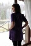 Simple linen skirt