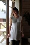 Megzta lininė suknelė