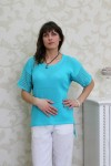 Knitted Linen Top