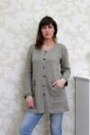Knitted Linen Jacket