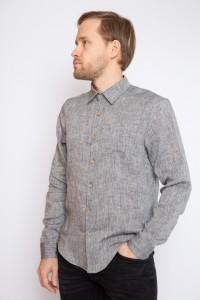Classic linen men shirt