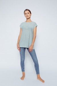 Loose Cut Knitted Linen Top