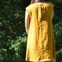Cap Sleeve Trapeze Dress