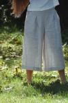 Hosenrock aus Leinen